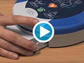 HeartSine Samaritan PAD Defibrillators Video