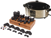 Hot Stone and Heater Kit
