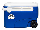 Igloo Contour Glide Wheeled Cooler 36 Litre