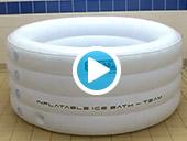 Inflatable Ice Bath - Team Video
