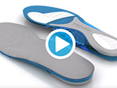 Ironman Performance Gel Insole Video