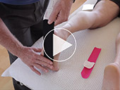 Treat Plantar Fasciitis with Kinesiology Taping Video