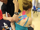 Kinesiology & Athletic Taping Workshop, Clear & Precise Taping Solutions