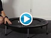 Mini Trampoline Video