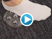 Moji Foot PRO Massager Video