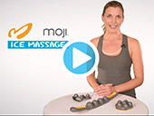 Recover with an ICE Massage using the Moji Pro Line Video