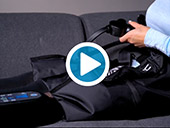 NormaTec PULSE 2 0 Hip Recovery System Video