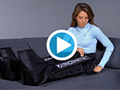 Normatec PULSE 2.0 Leg Recovery System Video