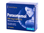 Paracetemol 500mg Tablets