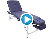 Physique Therapy Couch Video