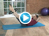 Pilates Ring Video