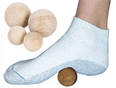 Plantar Massage Balls Video