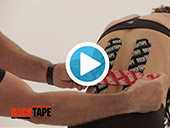 RockTape - Kinesiology Tape Instruction - Low Back Video