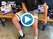 Tiger Tapes | Lineout Lifting Tape For Rugby Video