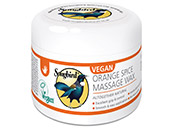 Songbird Vegan Orange Spice Massage Wax