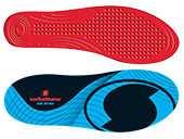 Sorbothane® Full Strike Insoles