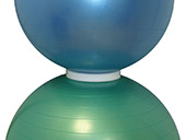 Exercise Ball Stacking Ring