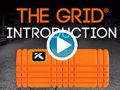 The Grid Foam Roller Video