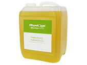 Physique Therapeutic Massage Oil 5 Litre