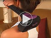 Mini Pro2 Thumper Massage in use Video