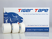 Tiger Tape Zinc Oxide Strapping