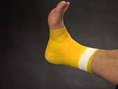 Preventative Taping: Ankle & Lower Leg Video