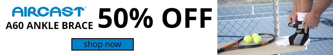 50% OFF Aircast A60 Ankle Brace