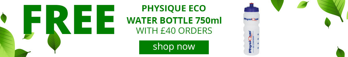 Free Physique Eco Water Bottle with £40 Orders