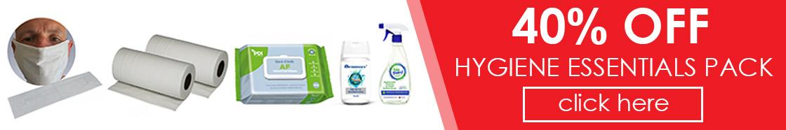 40% OFF Hygiene Essentials Pack