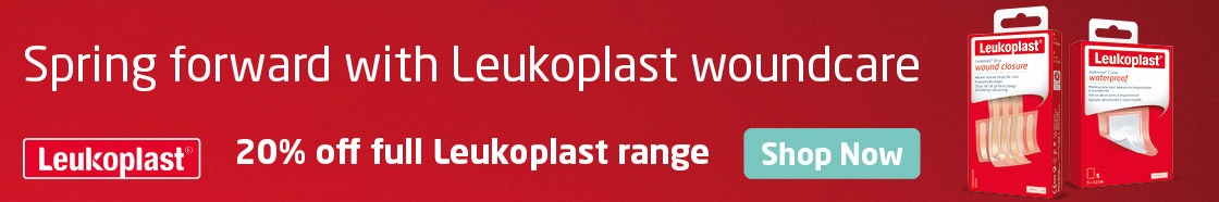 20% Off Leukoplast Range