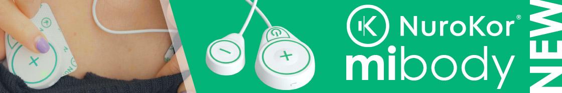 NuroKor MiBody Ultrawearable Therapy Device
