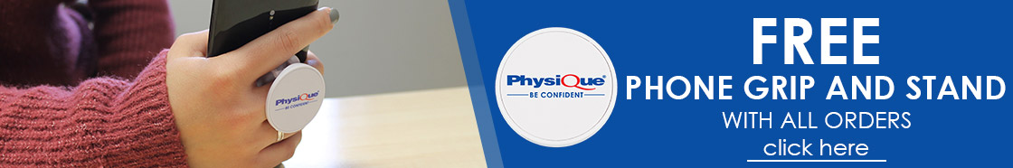 FREE Physique Phone Grip and Stand on ALL Orders