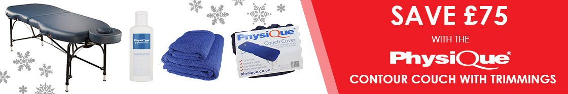 Save £75 With Physique Contour Couch + Trimmings