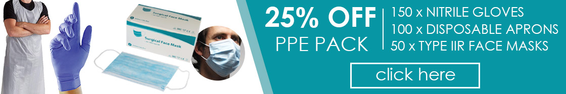 25% OFF PPE Kit