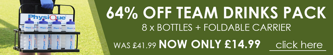 64% OFF Team Drinks Pack | Only £14.99