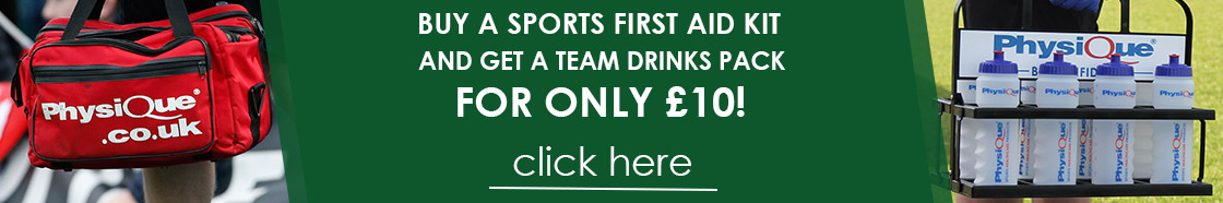 Get a Team Drinks Pack for Only £10!
