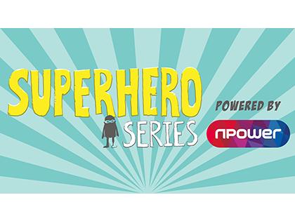 Superhero Series powered by npower